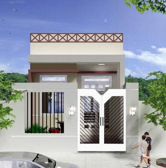 50+ mẫu nhà cấp 4 đẹp, đơn giản giá khoảng 100 – 300 triệu rẻ mà đẹp