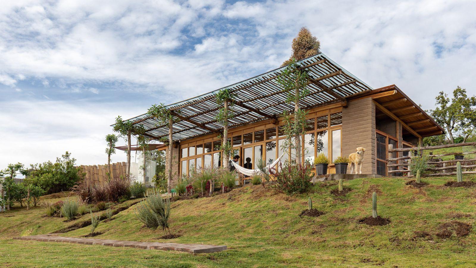 Al Borde Casa Jardin Ecuador Architecture Hero